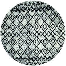 8 ft round area rugs 8 foot round area rugs 6 ft gray charcoal grey rug