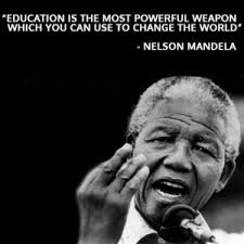 Nelson Mandela Quotes Education Is The Most Powerful Weapon ... via Relatably.com