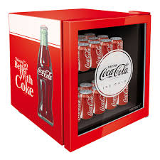 coca cola retro mini glass door bar fridge keeping your drinks cool