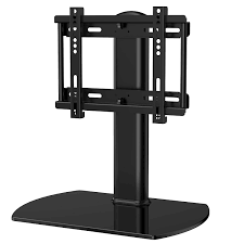 amazoncom vivo universal lcd flat screen tv table top stand
