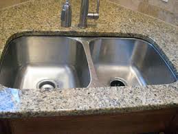 kitchen sinks for granite countertops. Double Bowl Undermount Sink Stainless Steel In Granite Rectangular Bathroom Countertop Kitchen Sinks For Countertops I