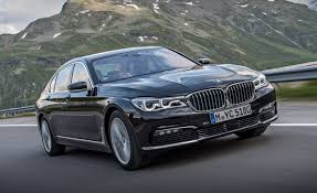 BMW 5 Series 1983 bmw 5 series : 2015 BMW 740Ld xDrive First Drive | Review | Car and Driver