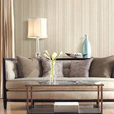 Wallpaper Living Room Compare Prices On Striped Wallpaper Brown Online Shopping Buy Low