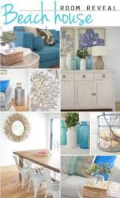 beach house decor coastal. for the bedroom beach house reveal gorgeous beachy style and decor ideas coastal g