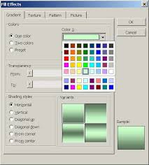 Rainbow Chart In Excel 10 Steps To Adding A Gradient Background To Your Excel Data