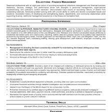 Debt Collector Sample Resume Debt Collector Sample Resume Shalomhouseus 4