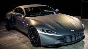 2015 Aston Martin Db10 James Bond Spectre Car Front Hd Wallpaper 5