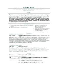 Early Years Teacher Resume Templates – Betogether