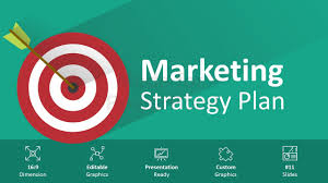 Marketing Strategy Plan Editable Powerpoint Template