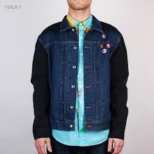 <b>Куртка MISHKA City</b> on Fire Denim Jacket, купить, цена с фото в ...