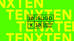 Graphic Design Iowa 10 X 10 Isugd 2019 Senior Show Iowa State University