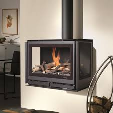 luxury wall mounted pellet stove