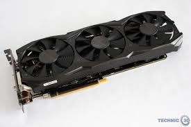 A particular highlight is always their amp! Zotac Geforce Gtx 970 Amp Extreme Core Edition Seite 2 Review Technic3d