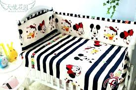 minnie mouse bed set mickey mouse bed set baby mickey mouse bedding mickey mouse crib