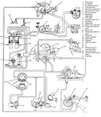 Picture of printable 1987 toyota pickup vacuum line diagram large size
