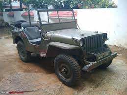 1943 Willys MB 204251 - Team-BHP
