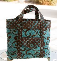 Quilted Tote Bag | Life at the Cottage & Quilted Tote Bag Adamdwight.com