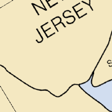 Tide Chart For Keyport New Jersey Map And Nautical Charts Of Keyport Nj Us Harbors