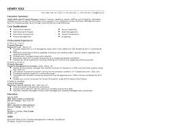 Property Manager Resume Sample Techtrontechnologies Com
