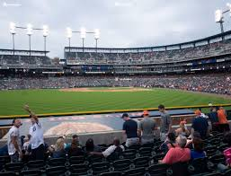 Comerica Park Section 149 Seat Views Seatgeek
