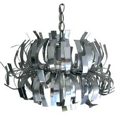 stainless steel chandelier chandeliers sunset modern crystal