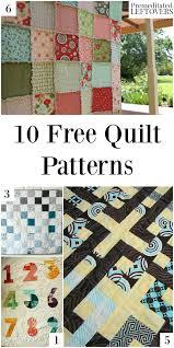 Free Quilt Patterns Unique 48 Free Quilt Patterns