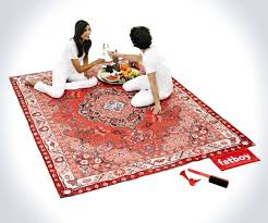 fatboy picnic lounge outdoor oriental rug