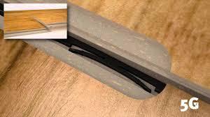 Superior Laminate Flooring: Fold Down Installation For 5G Method (8mm U0026 12mm) Great Ideas