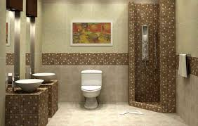 Bathroom design with mosaic tile