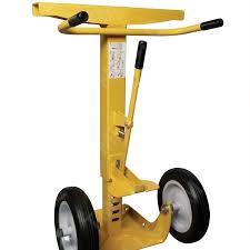 EZ-Riser Trailer Stand Click to enlarge Tractor Stands | Jack Loading Dock