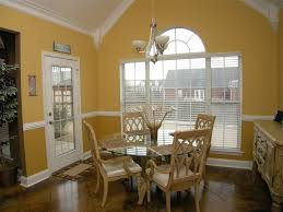 Kitchen Chair Rail Traditional Dining Room With Chair Rail High Ceiling In Munford
