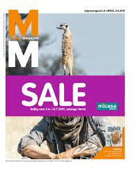 Migros Magazin 23 2019 D Os By Migros Genossenschafts Bund Issuu
