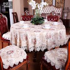 get ations the new european past past upscale jacquard fabric table cloth tablecloth round table runner chair cushion