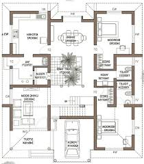 4 bedroom house plans with dining room lovely house plans 4 bedroom luxury 4 bedroom 3