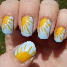 Easy Summer Nail Art Easy Summer Nail Art Designs Women Daily Magazine