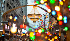 see the biggest outdoor chandelier in the world playhouse square chandelier