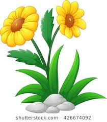 picture of cartoon flowers.  Cartoon Sun Flower Cartoon Throughout Picture Of Cartoon Flowers O