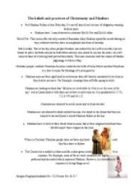 christian essay topics christianity and islam harmony thai massage