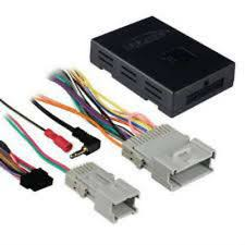 gmos car audio video installation metra axxess gmos 04 onstar interface for amplified gm systems shipping u