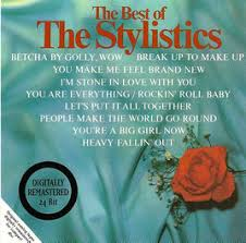 the best of the stylistics the stylistics