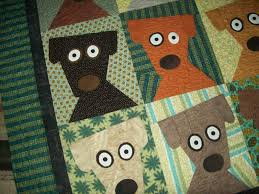 Dog Quilt Patterns Inspiration Jeni's Blog From The Willow Doggie Quilt Finished And Auctioned Off