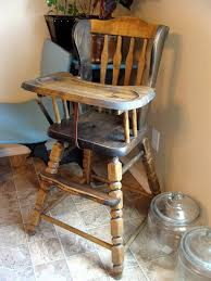awesome wooden high chair vintage b89d on perfect small house decorating ideas with wooden high chair vintage