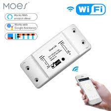 Universal Smart IR <b>Smart Remote Control</b> WiFi Infrared Home ...