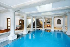 indoor home swimming pools. Swimming Pool In A Cliff Face Home Devon Indoor Pools
