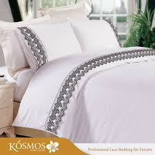 Machine Embroidery Designs For Bed Sheets Pin By Kate Lu On Bed Sheet Lace Bedding Bed Design Bed