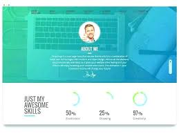 Wordpress Resume Template Resume Plugin Download Responsive Resume ...
