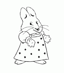 Small Picture Max And Ruby Christmas Coloring Pages