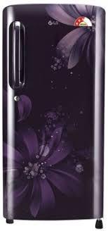 lg refrigerator single door price list. lg 190 l direct cool single door refrigerator(purple aster, gl-b201apaw) lg refrigerator price list o
