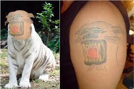 бог татуировок 3