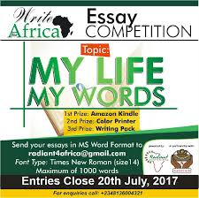 write for africa essay competition opportunity desk write for africa essay competition 2017 paid internship for winners